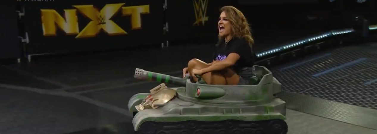 WWE NXT Results – May 27th, 2020