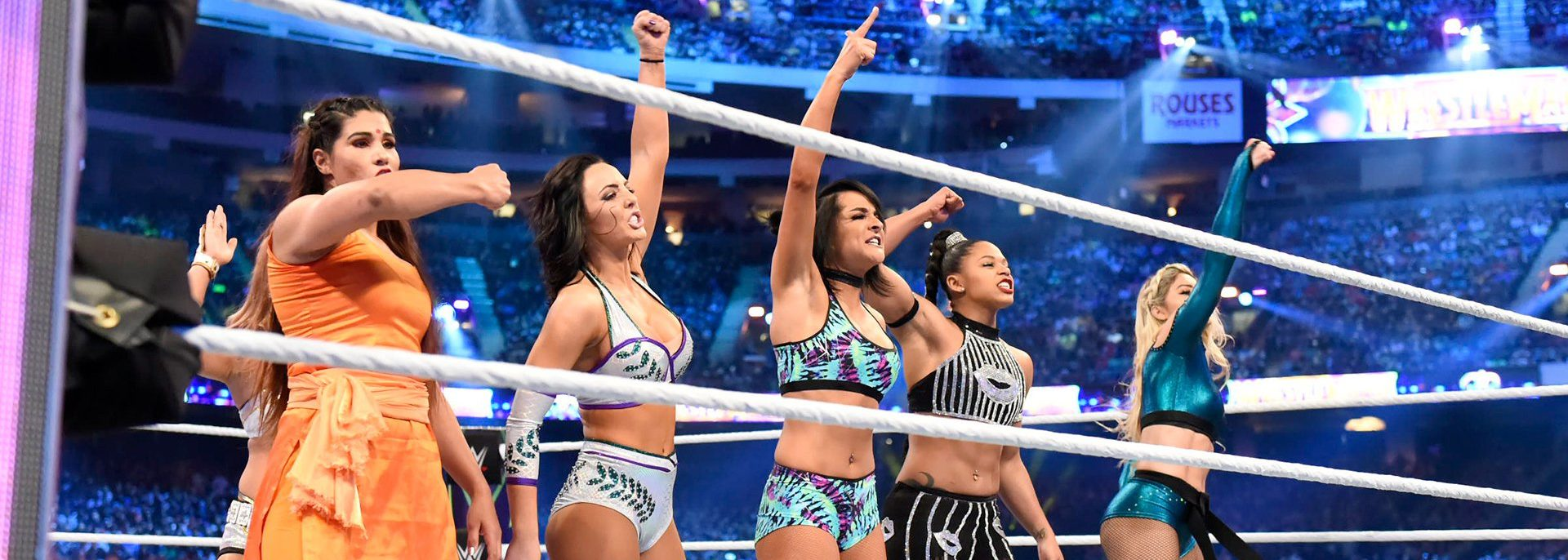 WWE WrestleMania 34 Results – April 8th, 2018