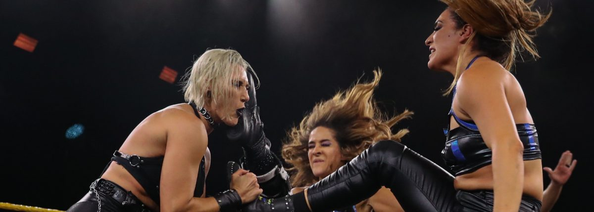WWE NXT Results – August 26th, 2020